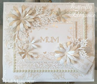 Phills' Crafty Place: Sneaky Peek - Butterfly Elegance - With All My Love in Frosted Mink
