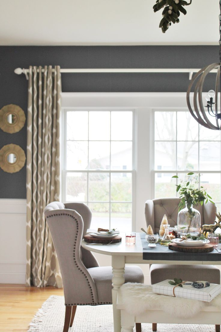 Best Ideas About Tufted Dining Chairs On Pinterest Dining - Dining chairs in living room