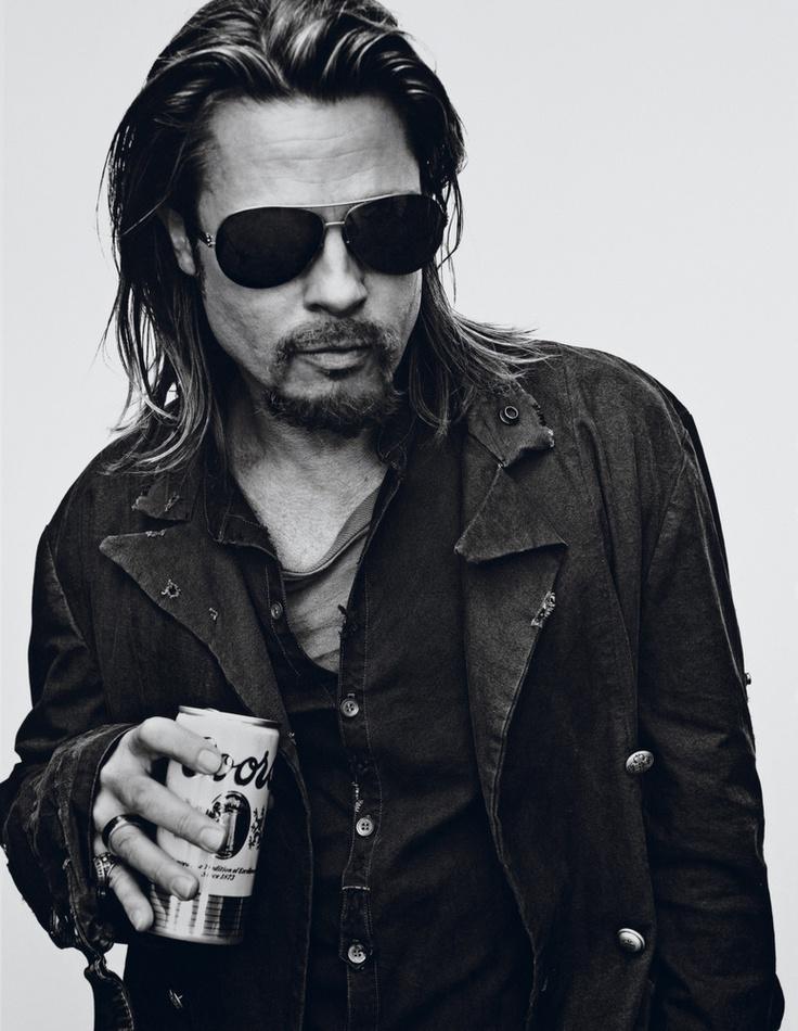Brad Pitt | Interview Magazine November 2012