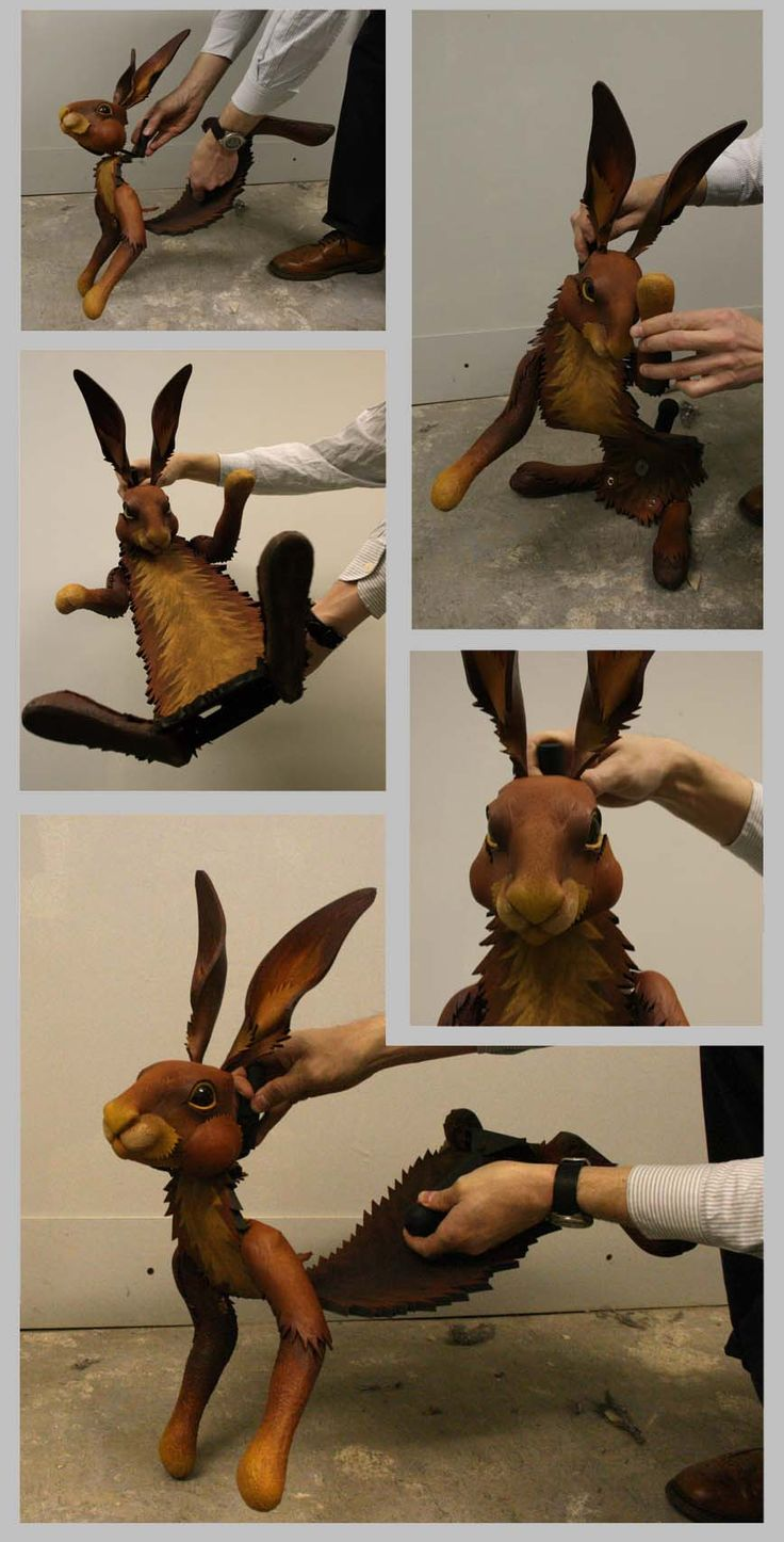 Hester The Hare by Nectarine.deviantart.com on @deviantART
