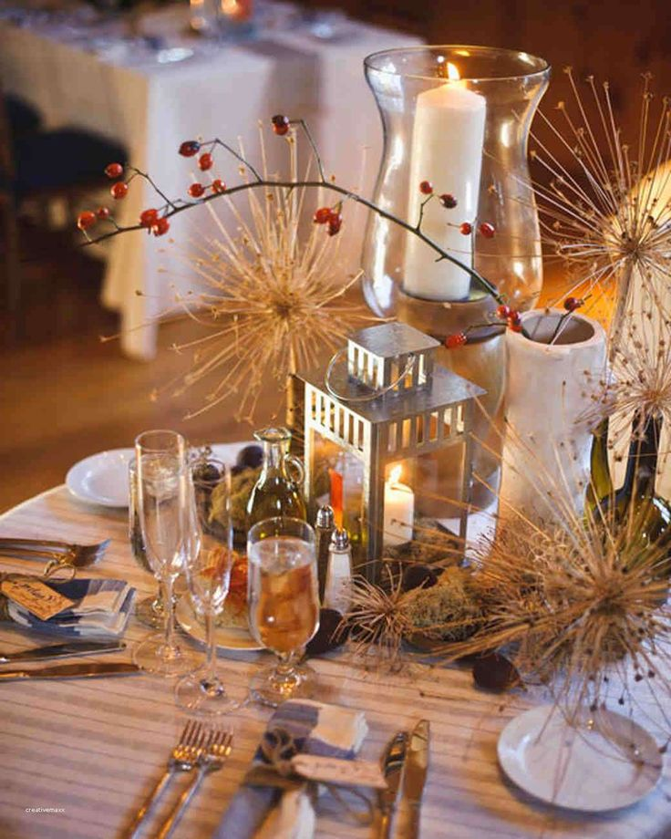 Best fall lantern centerpieces ideas on pinterest