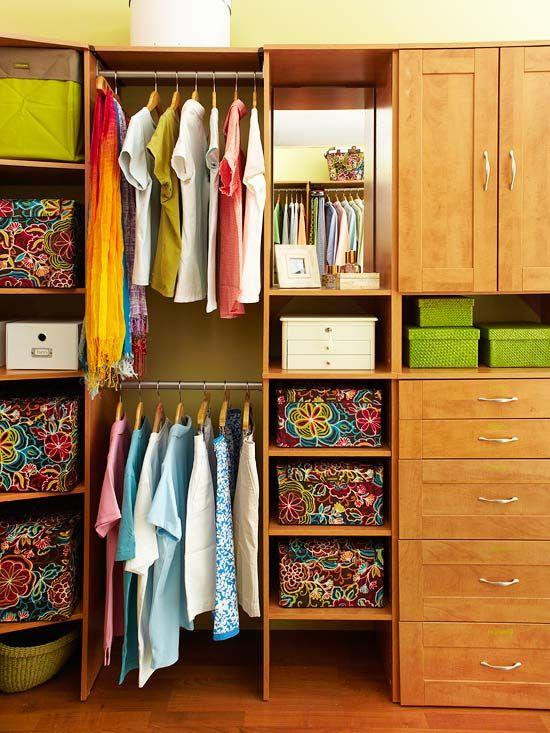 Tackle Your Closet