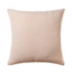 Mercer + Reid Reefton Cushion Pearl Pink, pink cushion, cushions