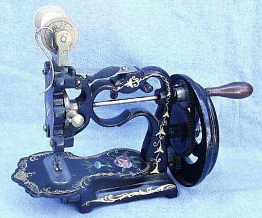 40 Best Down The Old Plank Road Images On Pinterest Pinwheels Extraordinary Archie Johnson And Sons Sewing Machine