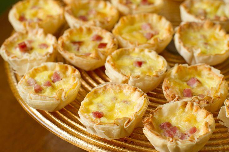 Mini Quiche Bites | Recipe