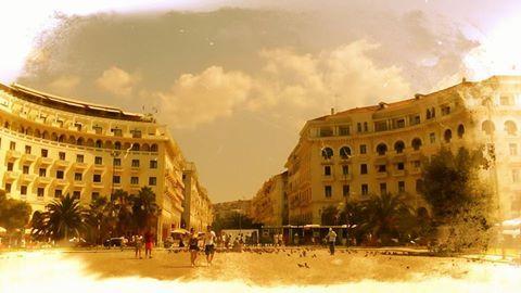 """Σκέψεις: """"στην πλατεία Αριστοτέλους"""" ,Τάσος Ορφανίδης"""