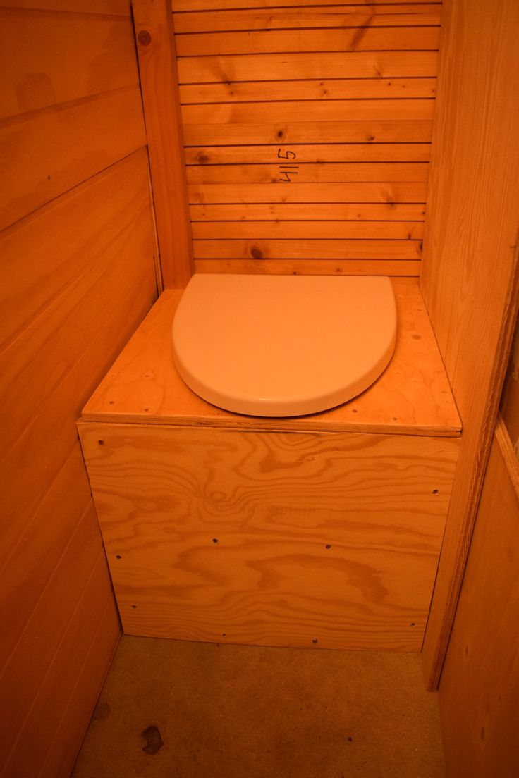Toilettes à Compost Du0027intérieur, Chez Anders Et Rikke