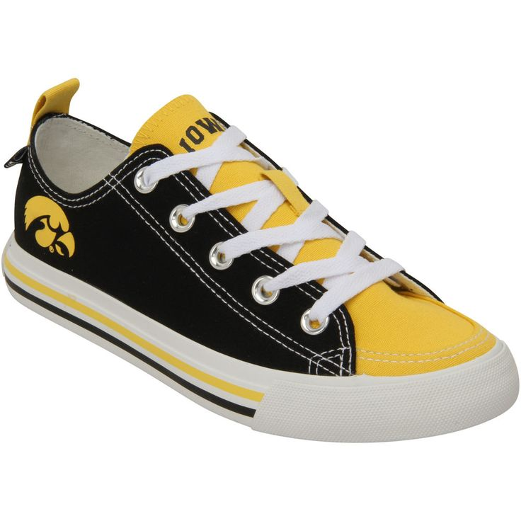 Iowa Hawkeyes Skicks Low Top Sneakers