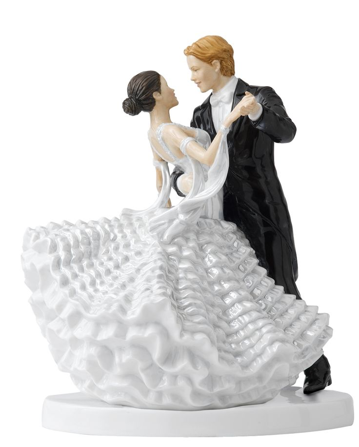 Dance collection by Royal Doulton. Find them at your nearest Royal Doulton retail store. #dancefigurine #royaldoultonfigurine
