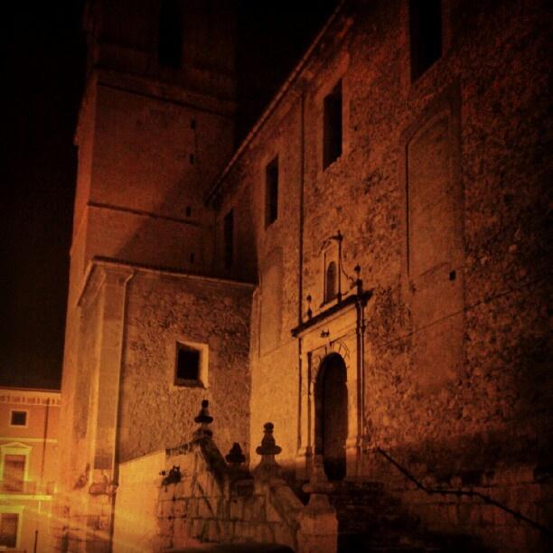 Iglesia Enguera
