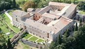 Student accommodation in a monastery in Perugia.