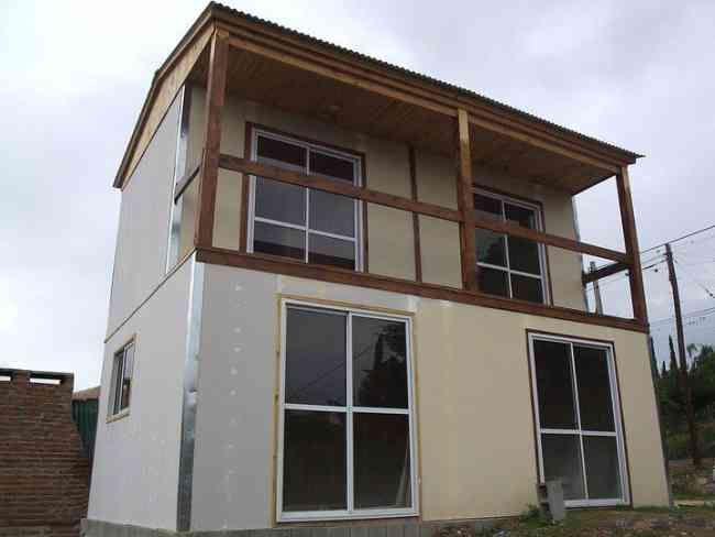 Vendo casas prefabricadas alimentos y bebidas for Vendo casa prefabricada