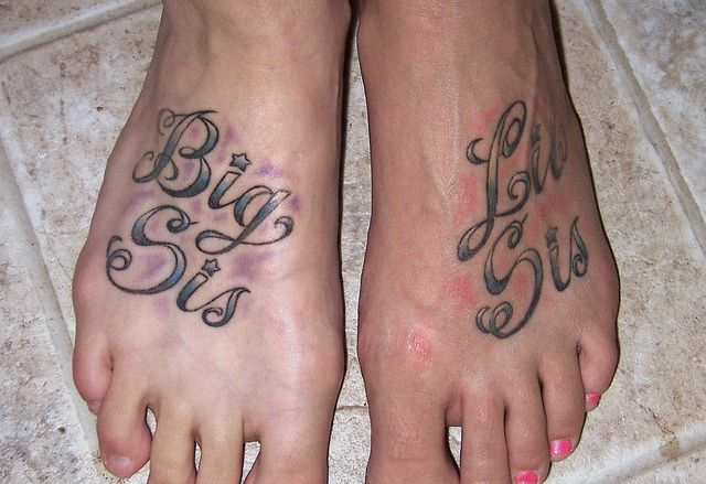 17 best images about for Sister in law tattoos