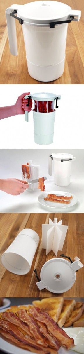 WowBacon SP001 Microwave Bacon Cooker