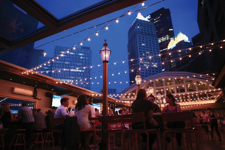 Stargazing: 4 Downtown Hangouts Up On the Roof - Pittsburgh Magazine