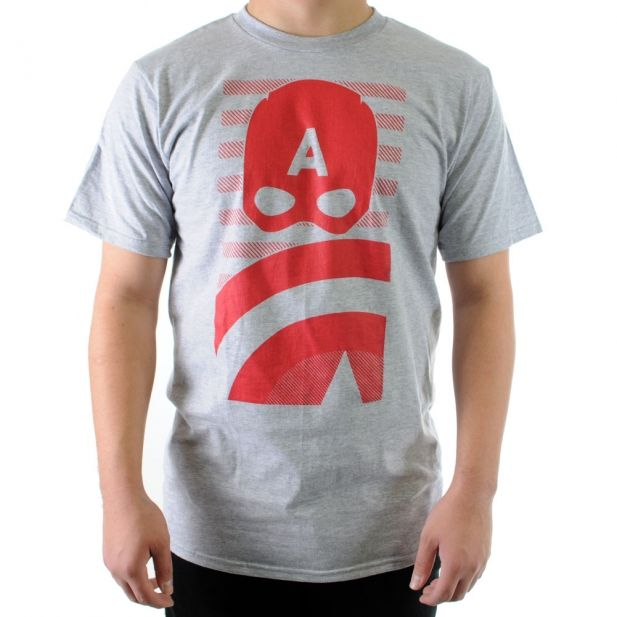 Captain American T Shirt Gap Kids