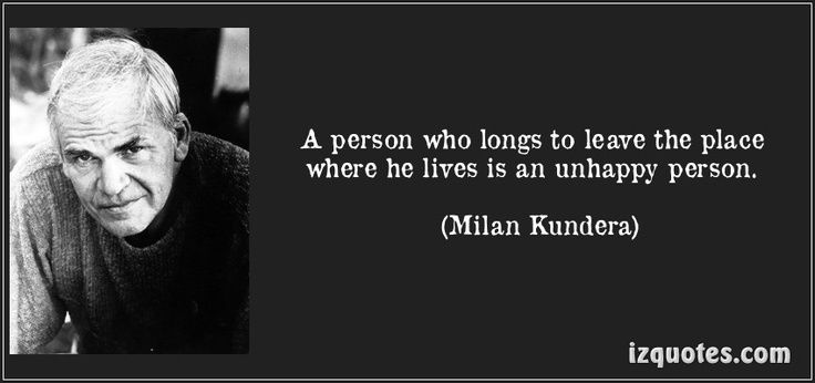 milan kundera the unbearable lightness Use our free chapter-by-chapter summary and analysis of the unbearable lightness of being it helps middle and high school students understand milan kundera.