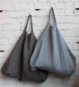 Alder & Co. — French Linen Tote Bag ($20-50) - Svpply