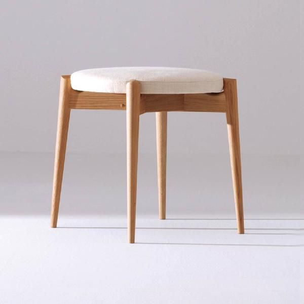 Forms Upholstered Stackable Stool In 2020 Upholstered Stool