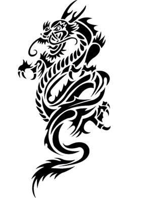 1000 ideas about dragon tattoo designs on pinterest. Black Bedroom Furniture Sets. Home Design Ideas