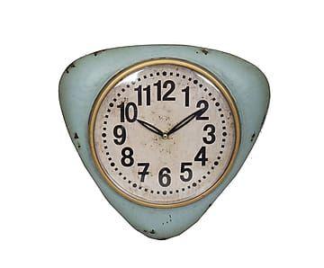 Настенные часы - железо - Ø33