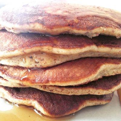 Banana Pancakes (Paleo and Gluten Free)