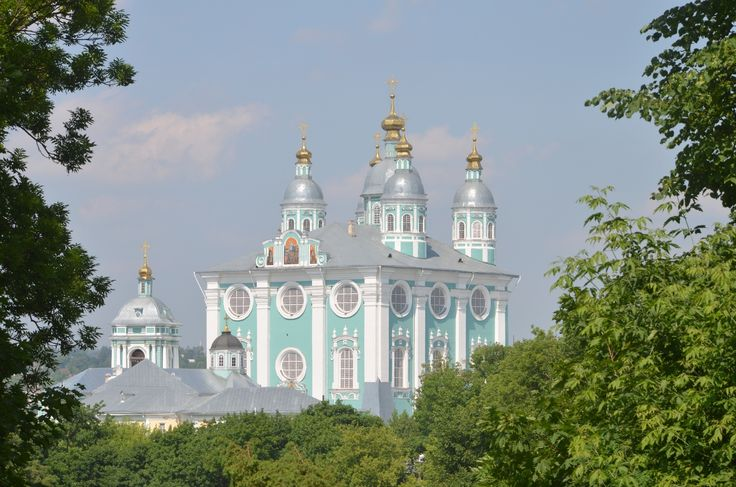 Public Domain Pictures Collection: Cathedral of historical Russian town Smolensk