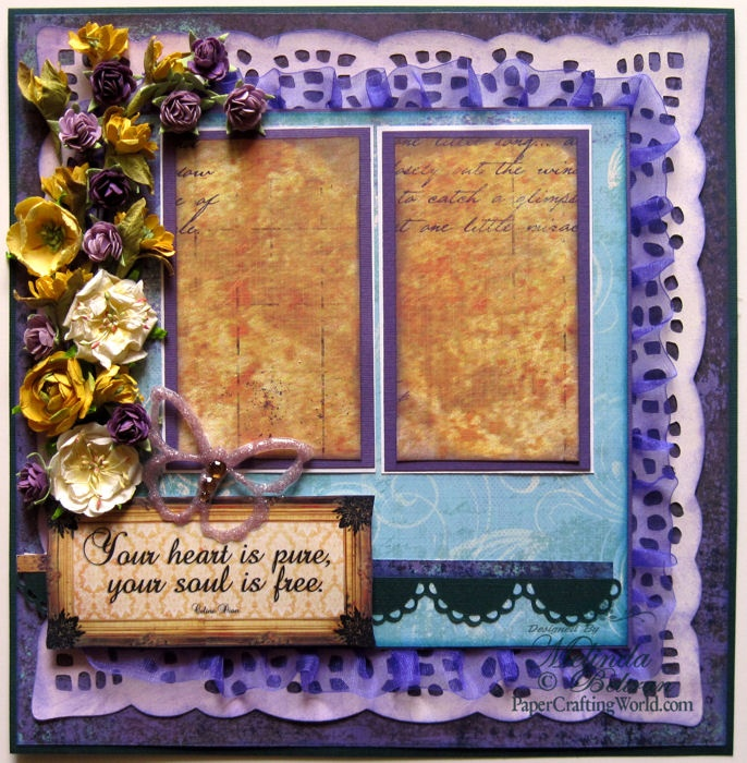 17 Best images about Scrapbooking: 1 Page Layouts SVG Cuts