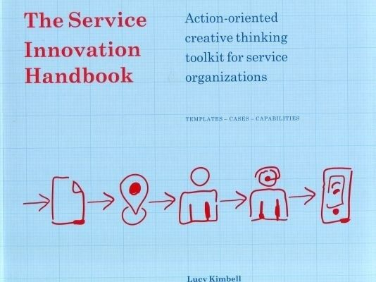 The service innovation handbook : templates - cases - capabilities