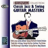 Classic Jazz and Swing Guitar Masters [CD]