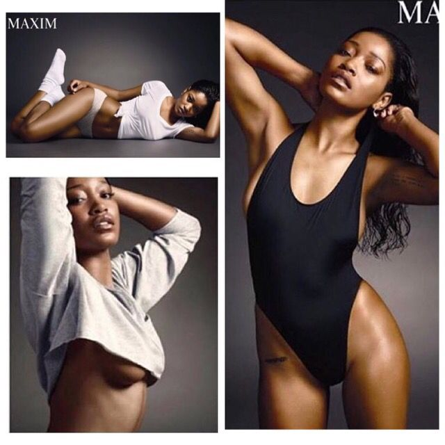 .... OKAY!!!! You better come thru Ms. Keke Palmer