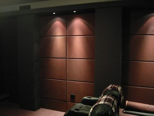 Home Theater Wall Panels 16 best diy acoustic panels images on pinterest | acoustic panels