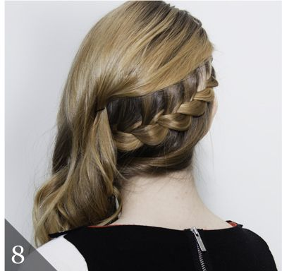 25 cute braids for long hair # long # plugs