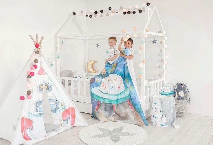 Думаете, как оформить детскую комнату? Забирайте идеи!