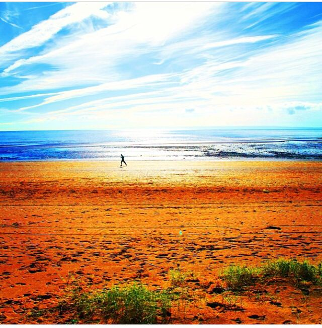 Edited swansea beach