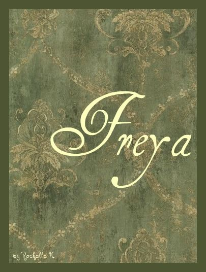 Baby Girl Name: Freya. Meaning: Queen of the gods (Norse) Noble Woman (Scandinavian) Beloved (Arabic) http://www.pinterest.com/vintagedaydream/baby-names/