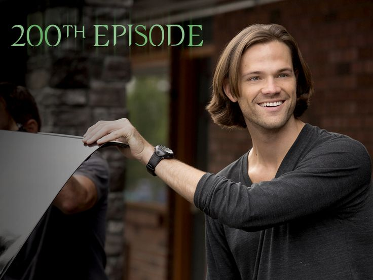 10 years and 200 episodes have all lead up to this moment. #Supernatural's 200th episode is TONIGHT at 9/8c!