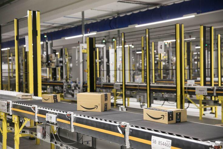 El comité de empresa del almacén de Amazon de San Fernando convoca un paro de dos días