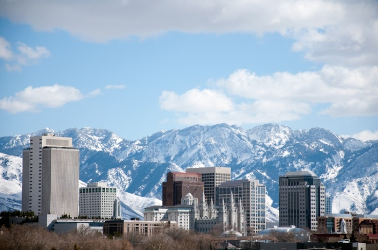 Forbes 'Best Cities for Jobs 2013' No. 3: Salt Lake City, UT