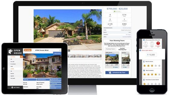 showing suite real estate software