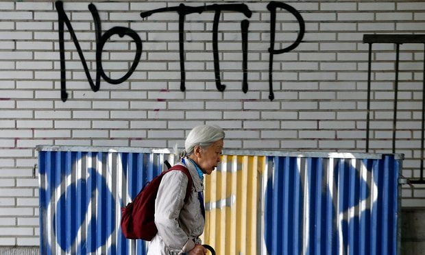 What is TTIP and why should we be angry about it? The Transatlantic Trade and Investment Partnership may sound boring, but it could affect everything from your income to the food you eat and the state of the NHS. Here is a beginners' guide to the controversial trade deal