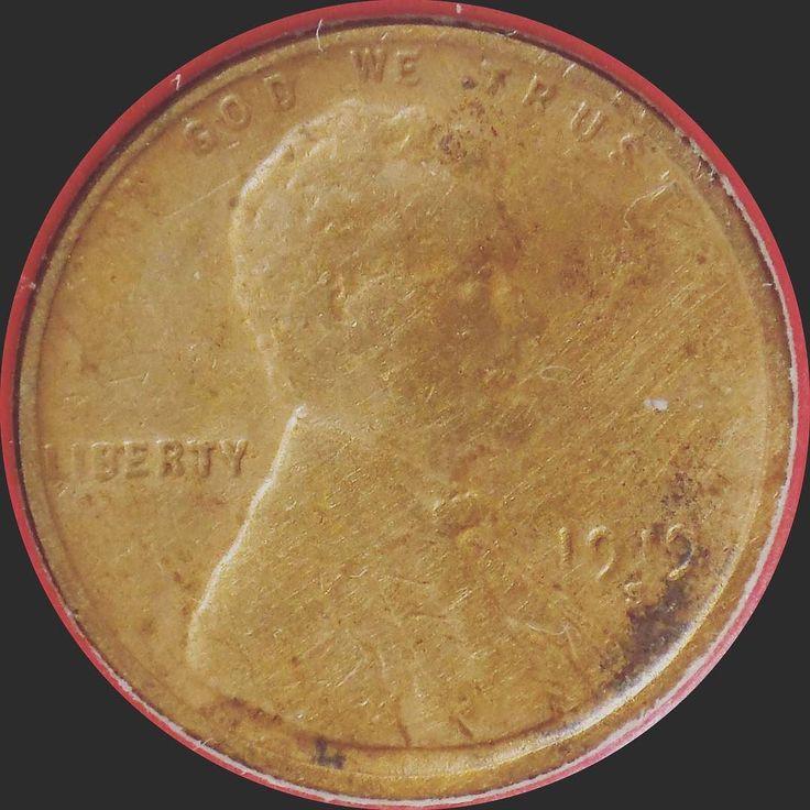 1919 small S-  U.S Lincoln Copper Penny #coin #coins #silvercoin #silvercoins  #turkishcoin #turkishcoins  #coincollection #numismatik #numismatic #numismatics #nümizmatik #coincollecting #oldcoin #oldcoins #coincollector #tcpara #ottomancoin #ottomancoins #1918 #USCoins #CanadianCoins #AmericanCoins #AsianCoins #EuropeanCoins #AfricanCoins #AncientCoins