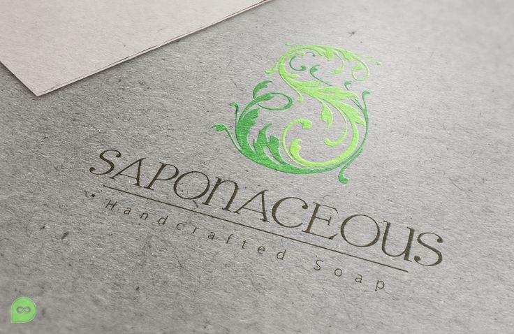 Saponaceous Cardboard Logo