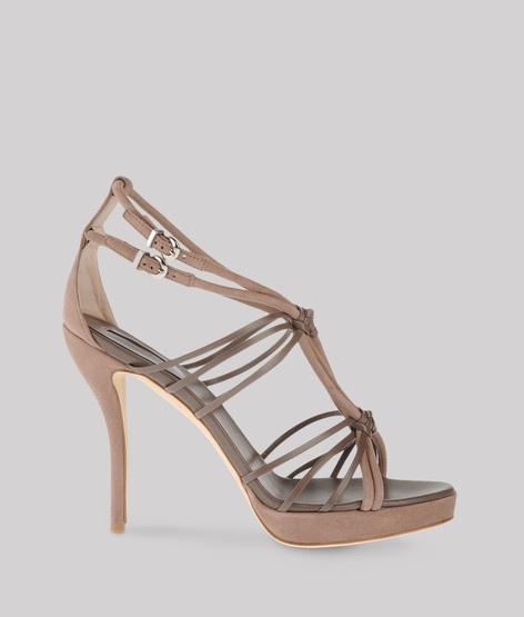 #sandalia plataforma nude #zapatosorg #armani