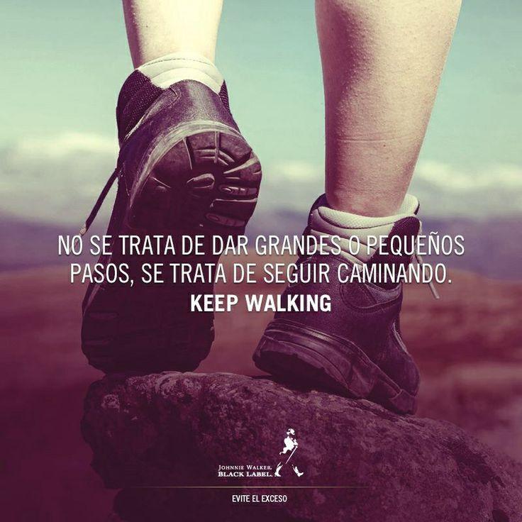 Keep Walking Quotes. QuotesGram