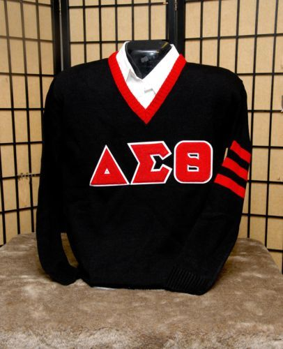 218 best i would so rock my dst images on pinterest - Delta sigma theta sorority cardigans ...