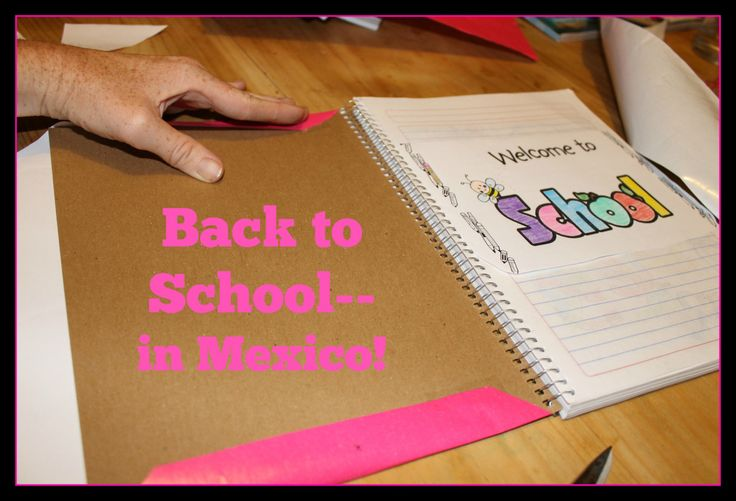Quirks to keep in mind about sending kids to school in Mexico (for those of use who didn´t go to school in Mexico ourselves, of course!)