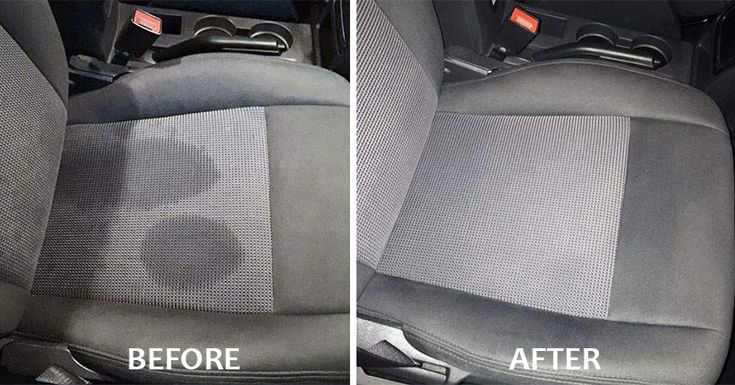 1000 Ideas About Clean Car Seats On Pinterest Clean Car