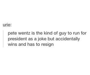 This is so accurate…I'd also vote for him if he ran. He should run in 2020 we've already proven that literally anyone can be president