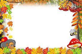 Resultado de imagen de dibujos otoño png